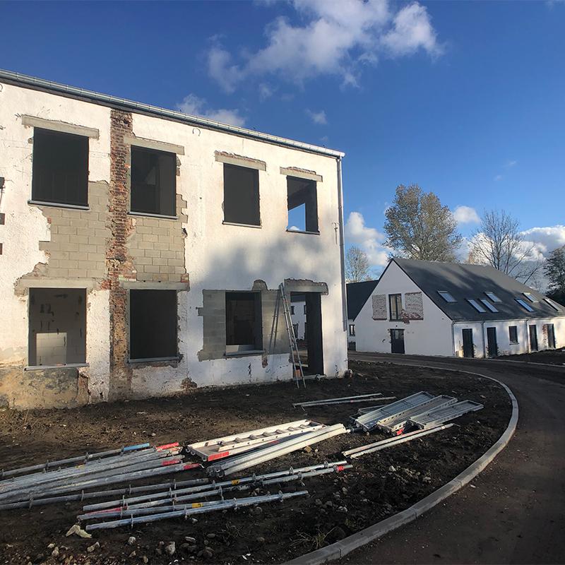 Renovation maisons Bousval